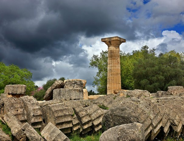 ancient olymbia